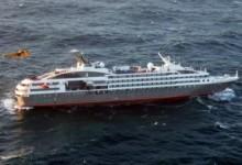 庞洛邮轮:11月18日南极航线事故的官方声明