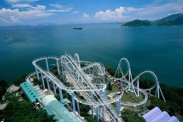 香港海洋公园:将推出两项世界级景点及设施