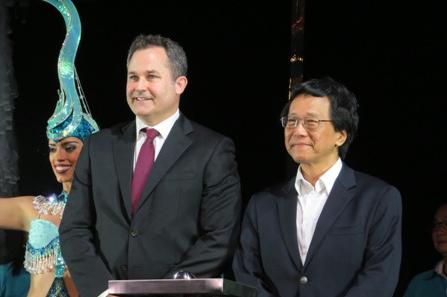 云顶香港:推出旗下最新邮轮品牌星梦邮轮
