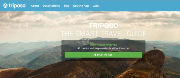 Triposo:再融310万美元,推出App聊天功能