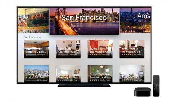 HomeAway:Apple TV应用 提供客房礼宾服务