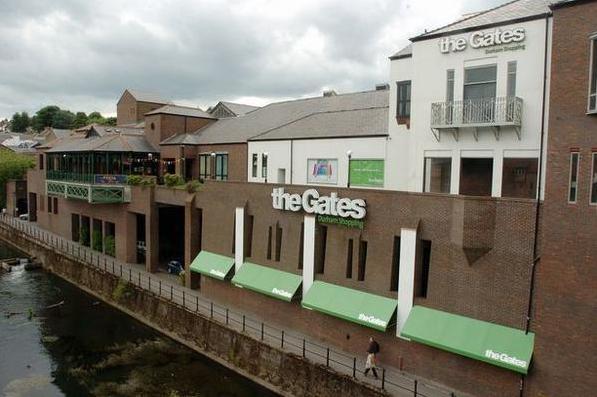 黑石:众多私募巨头收购英国二线购物中心