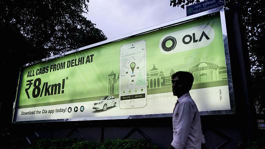 Ola:比Uber有爱 给予司机结婚和住房贷款