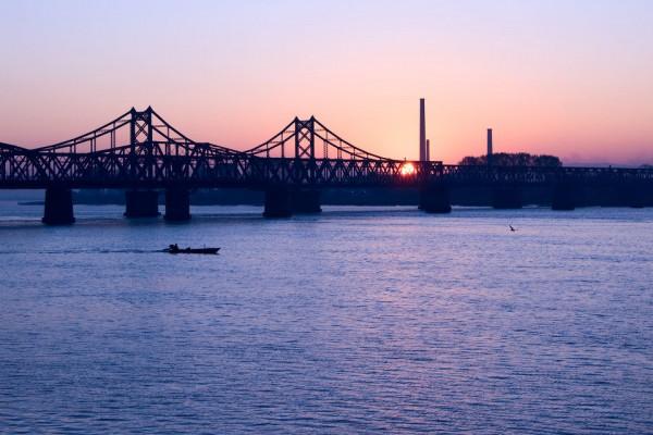朝鲜:面向中国游客,启动鸭绿江岸旅游区