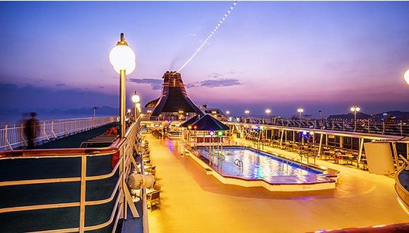 上海:获批创建中国首个邮轮旅游发展示范区