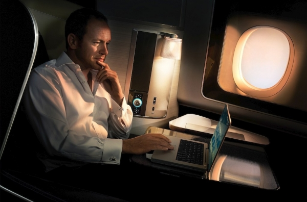 盘点:各航司机上娱乐系统虏获乘客芳心秘诀
