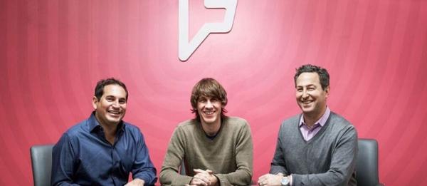 Foursquare:社交签到网站获4500万美元融资