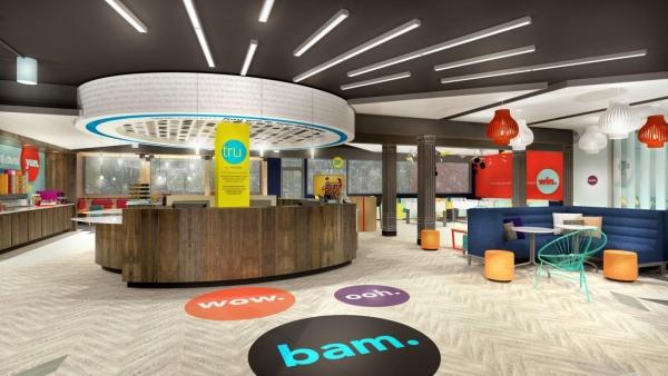 希尔顿:新经济型酒店瞄准精打细算的千禧一代