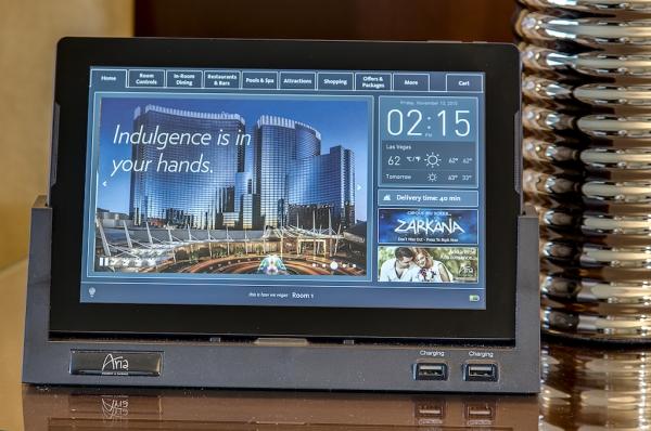 Crave:为酒店客房提供智能化平板电脑