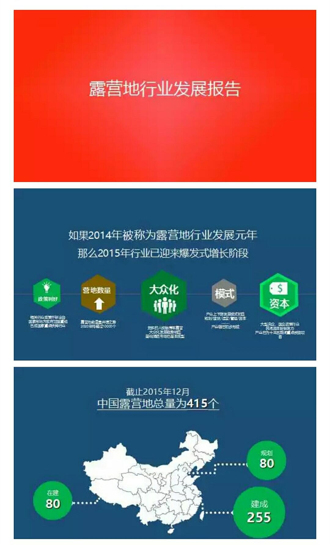 孙建东:发布行业聚焦—露营地行业发展报告
