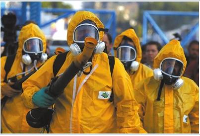 """""""寨卡""""来袭:南美多地肆虐 多国发出旅行警告"""