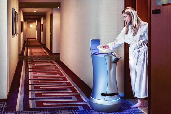 英特尔:1500万美元领投机器人公司Savioke