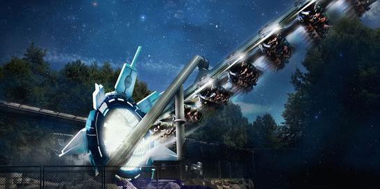 英国主题公园:将增加虚拟现实过山车体验