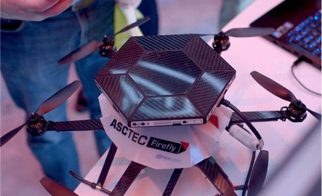 英特尔:收购德国无人机公司 进军无人机市场