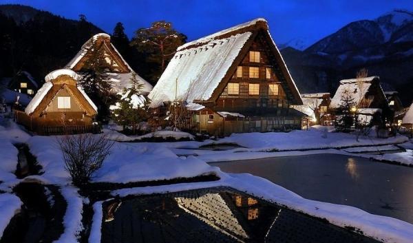 乡村旅游:最佳借鉴案例之日本合掌村