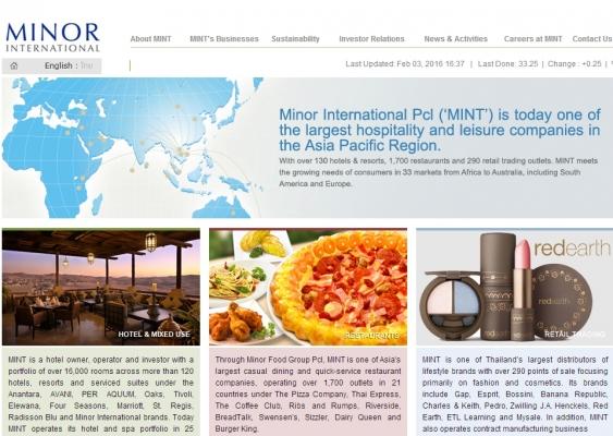 美诺集团:全资收购葡萄牙酒店品牌TIVOLI