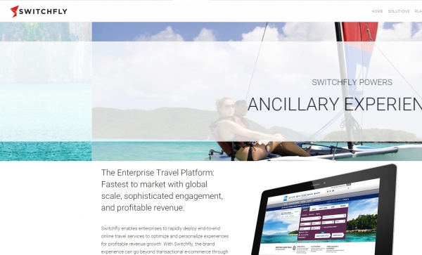Switchfly:基于SaaS帮航司绕开GDS做直销