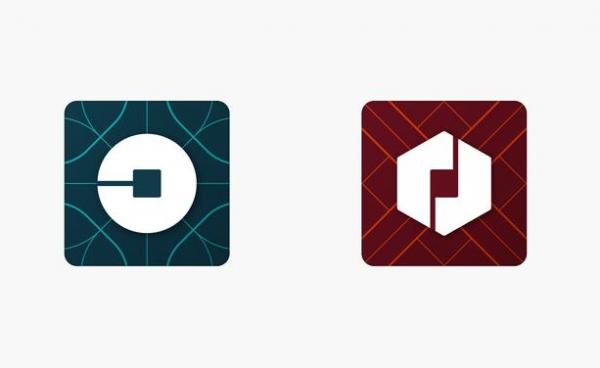 Uber:更换新logo,铜钱风格喻示财源广进