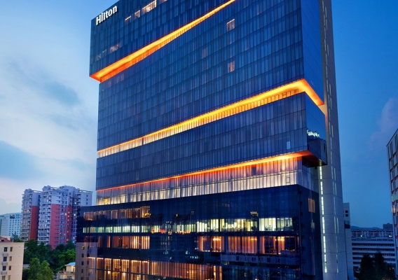 希尔顿:中国开206家酒店,快速扩张亚洲市场