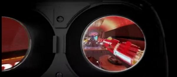 拉斯维加斯:不只是赌城 看虚拟现实悄然上演