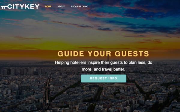 解读:解决旅游B端和C端共同问题的初创平台