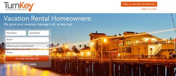 TurnKey:融资1000万美元拓展度假租赁服务
