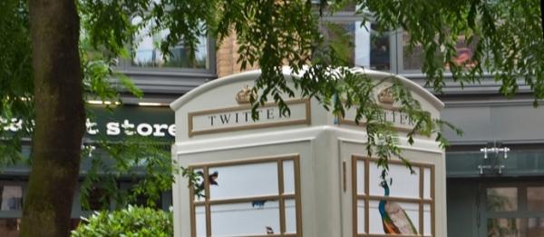 Spredfast:伦敦是Twitter上最受欢迎旅游胜地