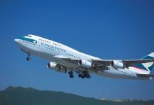 国泰航空:去年亏损逾200亿港元 裁员约5900人