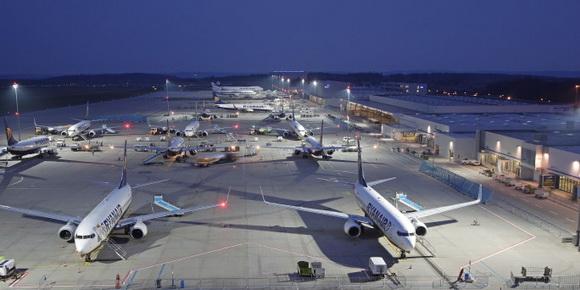 法兰克福:哈恩机场严重亏损,或被中企收购