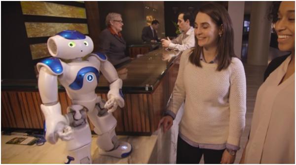 希尔顿:与IBM沃森合作测试酒店礼宾机器人