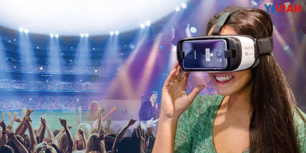 快讯:虚拟现实产业联盟成立 产业爆发在即