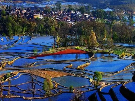 农业部:开启2016中国美丽休闲乡村申报工作