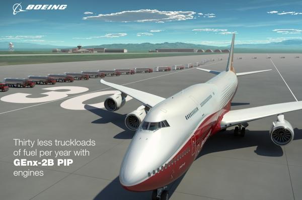 波音:久旱逢甘雨 747机型4笔订单获15亿美元
