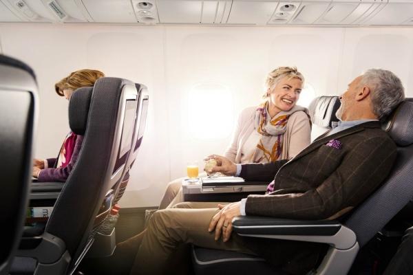 航企:经济舱选座当奢侈品卖 看看欧美怎么做