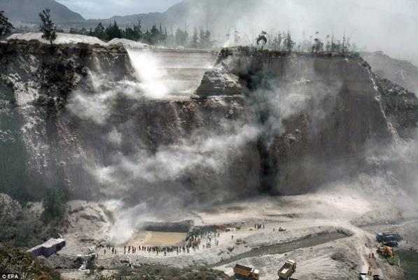厄瓜多尔:发生7.5级地震 已经导致246人遇难