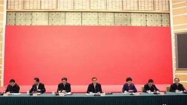 李克强总理:听取二外谷慧敏教授汇报发言
