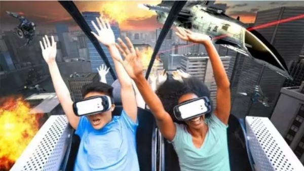 """人民日报:虚拟现实有望成为下一个""""风口"""""""