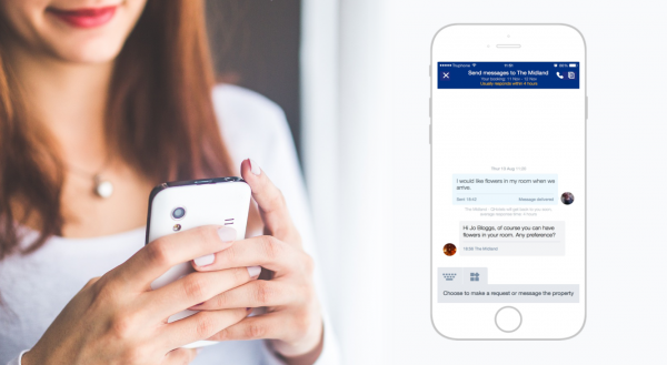 缤客:推出即时沟通平台Booking Messages
