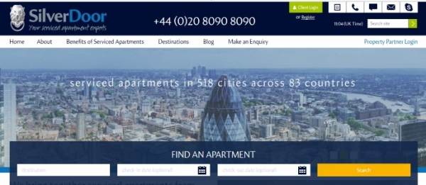 SilverDoor:225万欧元并购竞争对手Citybase