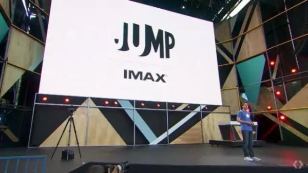 Google:Jump VR新增IMAX和小蚁为合作伙伴