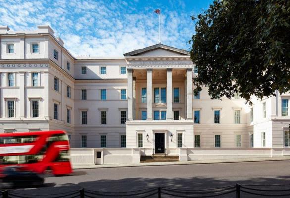 伦敦高档酒店:陷入2009年来最低迷的状态