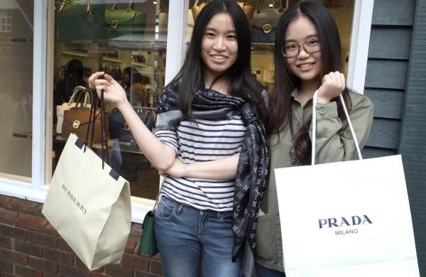 世界旅游报告:吸引中国游客奢侈品购物很重要