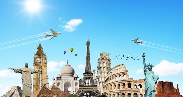 数据:7月份出境旅游价格指数环比上涨9.7%