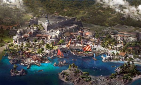 天猫:与迪士尼战略合作,呈现加勒比海盗