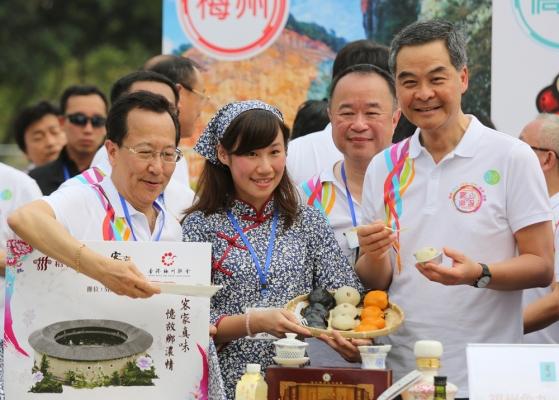 香港:旅游业增加特色景点 旅游形象焕发姿彩