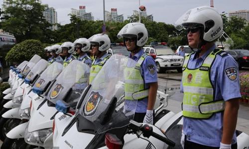 公安部简报:推广三亚创建旅游警察经验做法