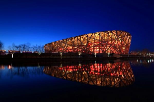 阿里体育:投百亿资金,鸟巢变身智能体育馆
