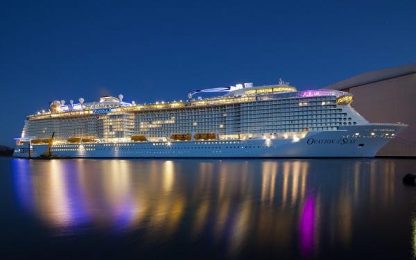 皇家加勒比:海洋赞礼号刷新智慧旅游新高度