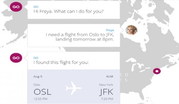 Tradeshift:瞄准旅游领域 发布旅行虚拟助手
