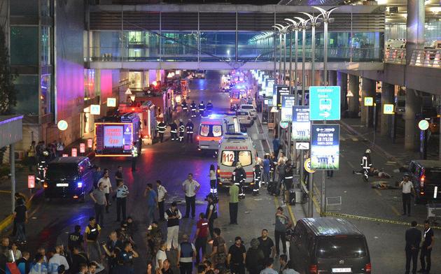 蚂蜂窝:大数据详解恐袭或重创土耳其旅游